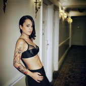 Alizee Jacotey topless