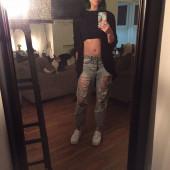Allie Gonino sexy leak