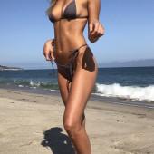 Allie Leggett bikini