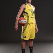 Alysha Clark basketball