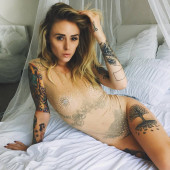 Alysha Nett see through