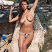 Alyssa Arce topless