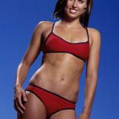 Amanda Beard bikini