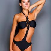 Amber Borzotra bikini