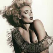 Amelie Klever topless