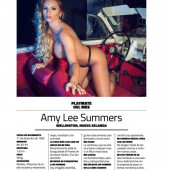 Amy Lee Summers topless
