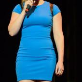 Amy Schumer tight dress