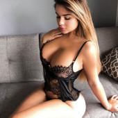 Anastasiya Kvitko lingerie