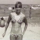 Andrea Kiewel bikini