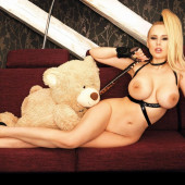 Angel Wicky naked playboy pictures