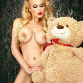 Angel Wicky playboy images