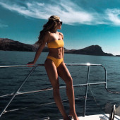 Angelina Heger bikini