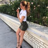 Angelina Heger body