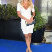 Angelina Heger feet
