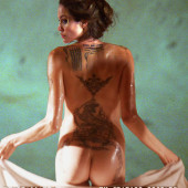 Reply, attribute Angelina jolie nude uncensored mine the
