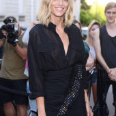 Anja Rubik see through