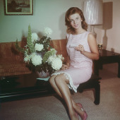 Ann Margret young