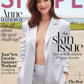 Anne Hathaway shape