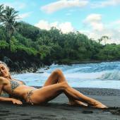 Annemarie Carpendale bikini