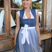 Annemarie Carpendale dirndl