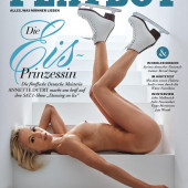 Annette Dytrt playboy cover