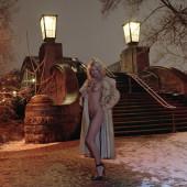 Annica Hansen topless