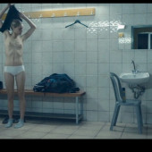 Ariane Labed topless scene
