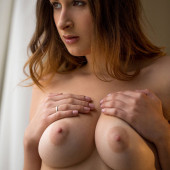 Ashley Adams topless
