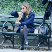 Ashley Benson pantyhose