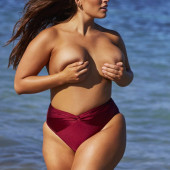 Ashley Graham naked