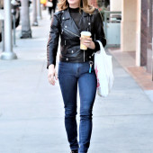 Ashley Greene jeans