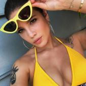 Ashley Nicolette Frangipane instagram
