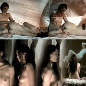 Astrid Berges-Frisbey nude