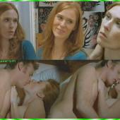 Audrey Fleurot nude scene