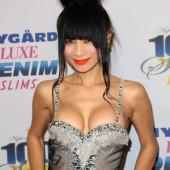 Bai Ling cleavage