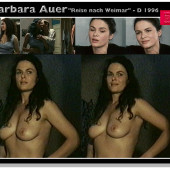 Barbara Auer topless