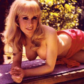 Barbara Eden nude photo