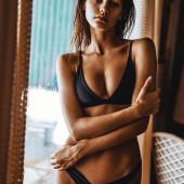 Beate Muska bikini