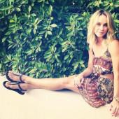 Becca Tobin legs