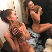 Bella Hadid leaked nudes