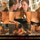 Bernadette Heerwagen sex scene