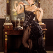 Bernadette Peters playboy pics