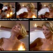 Beth Broderick nude scene