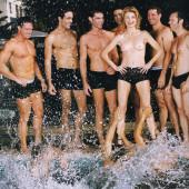 Beth Broderick topless