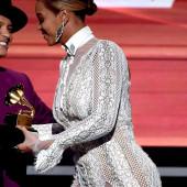 Beyonce Knowles upskirt