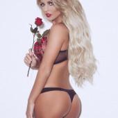Bianca Gascoigne lingerie