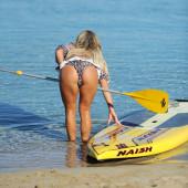 Bianca Gascoigne nude