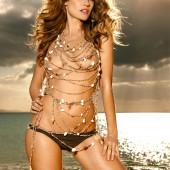 Bianca Schwarzjirg ganz nackt