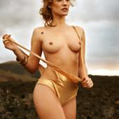 Bianca Schwarzjirg topless pics
