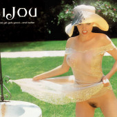 Bijou Phillips naked